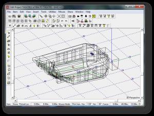 CAD画面画像