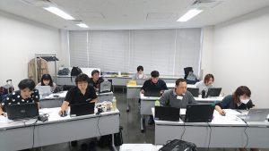 EASE Standardセミナー実習風景