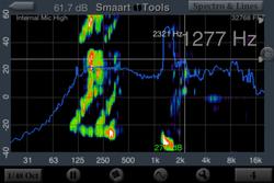 SmaartR画面例画像